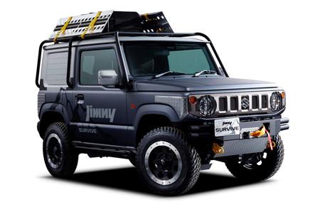Suzuki Jimny concepts Tokyo Auto Salon