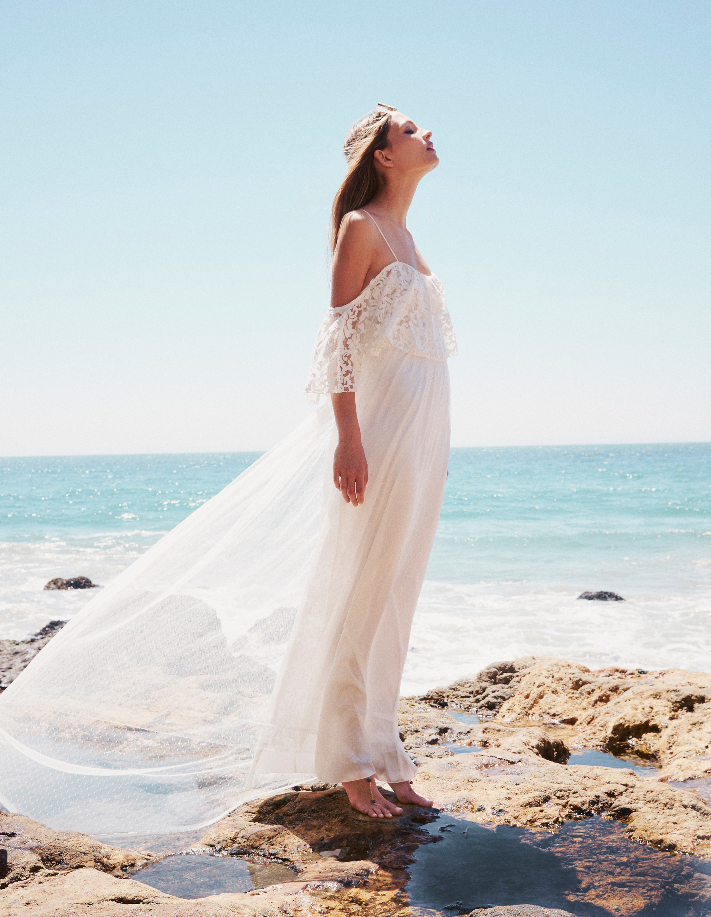 Foto de Free People Bohemian Bridal Collection 2015 (6/12)