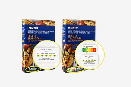 Nutriscore Pack