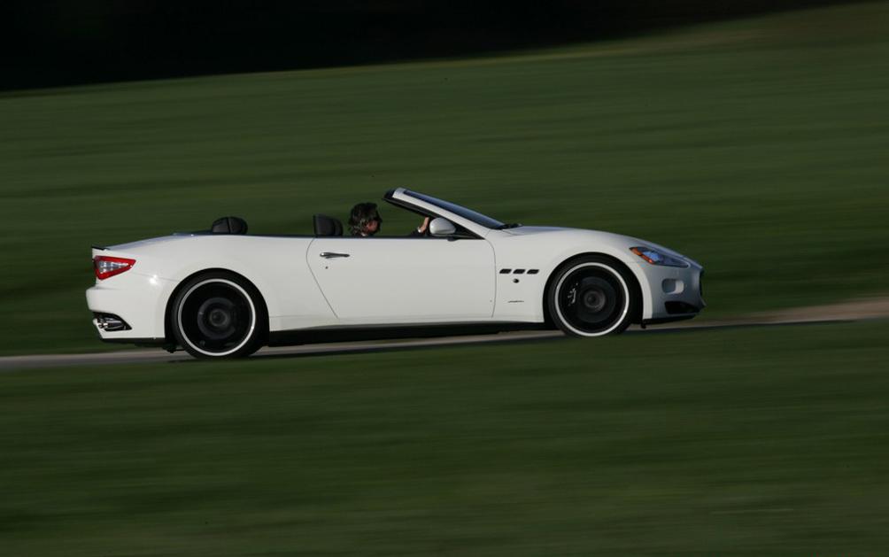 Foto de Maserati Gran Cabrio por Novited Tridente (6/8)