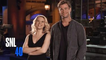 Chris Hemsworth presentará SNL... ¡será la risión!