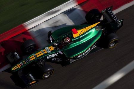 Jules Bianchi logra el mejor tiempo en el último día de la pretemporada de la GP2
