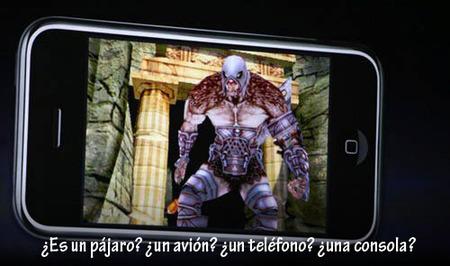 ¿Será iPhone la consola portátil del futuro?
