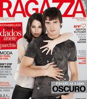 Yon González y Blanca Suárez portada de Ragazza