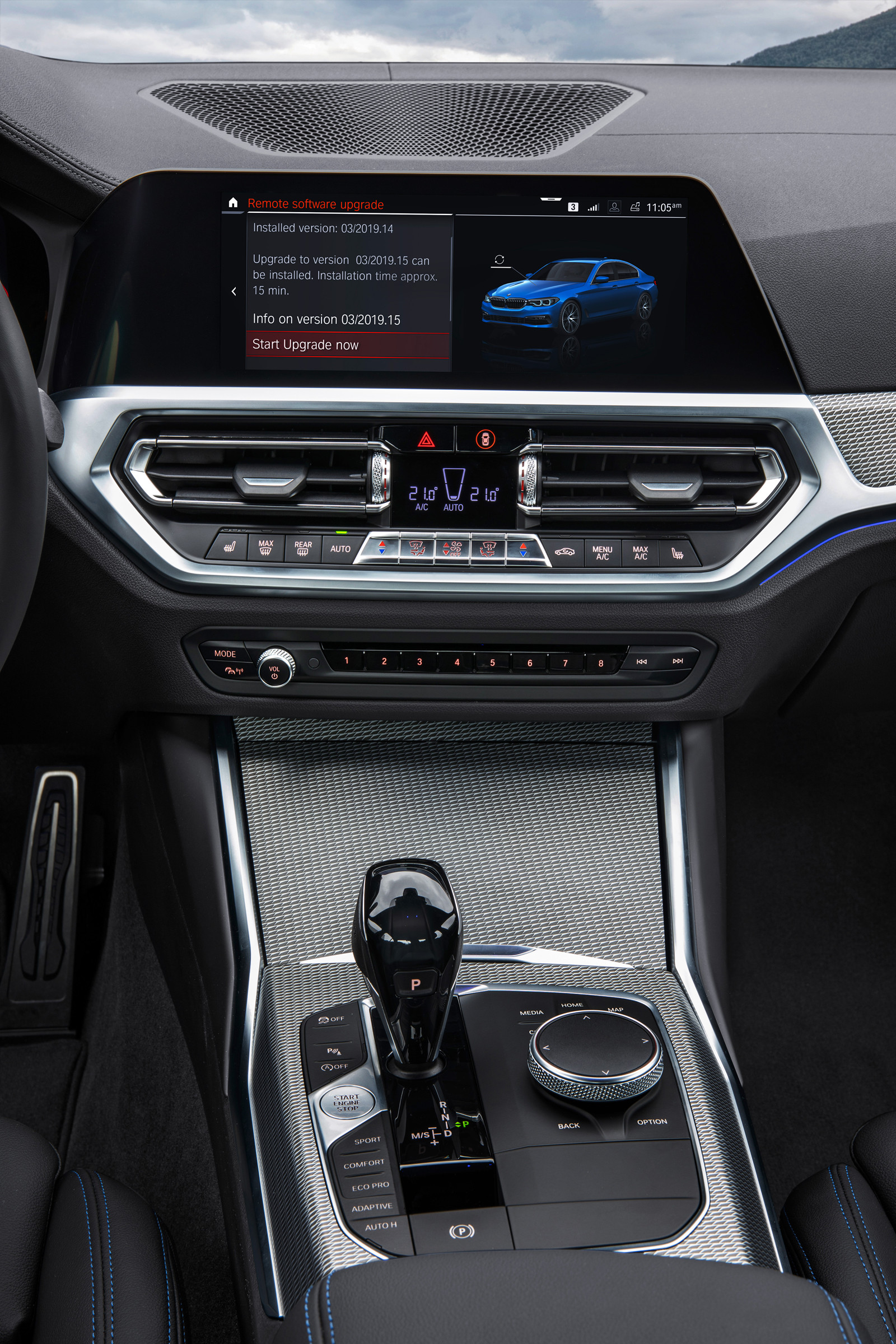 Foto de BMW Serie 3 2019 (87/131)