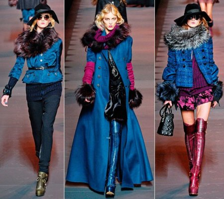 Dior azul tendencia