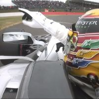 Pole position para Lewis Hamilton en el Gran Premio de Gran Bretaña de F1
