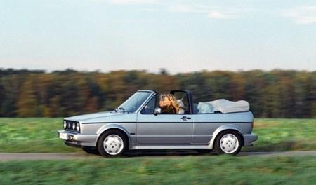 Volkswagen Golf cabriolet 1979
