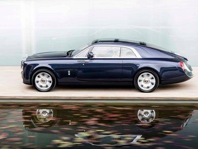 Único en el mundo. El Rolls-Royce Sweptail podría ser el coche más caro jamás fabricado