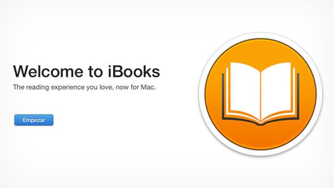 iBooks para OS X Mavericks, primeras impresiones