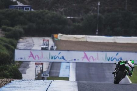 Eugene Laverty Test Sbk Jerez 2016