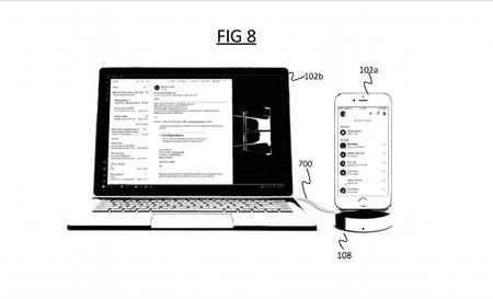 ¿Podría Microsoft trabajar en una base para sincronizar un iPhone con un PC con Windows 10? Esta patente puede dar alguna pista