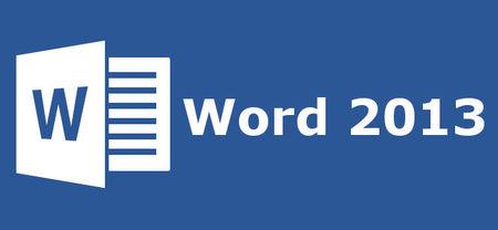 Microsoft Word 2013. A fondo (parte 1, las nuevas pantallas estilo Modern UI)