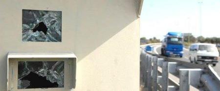 Siete radares fijos nuevos en Las Palmas y se cargan dos
