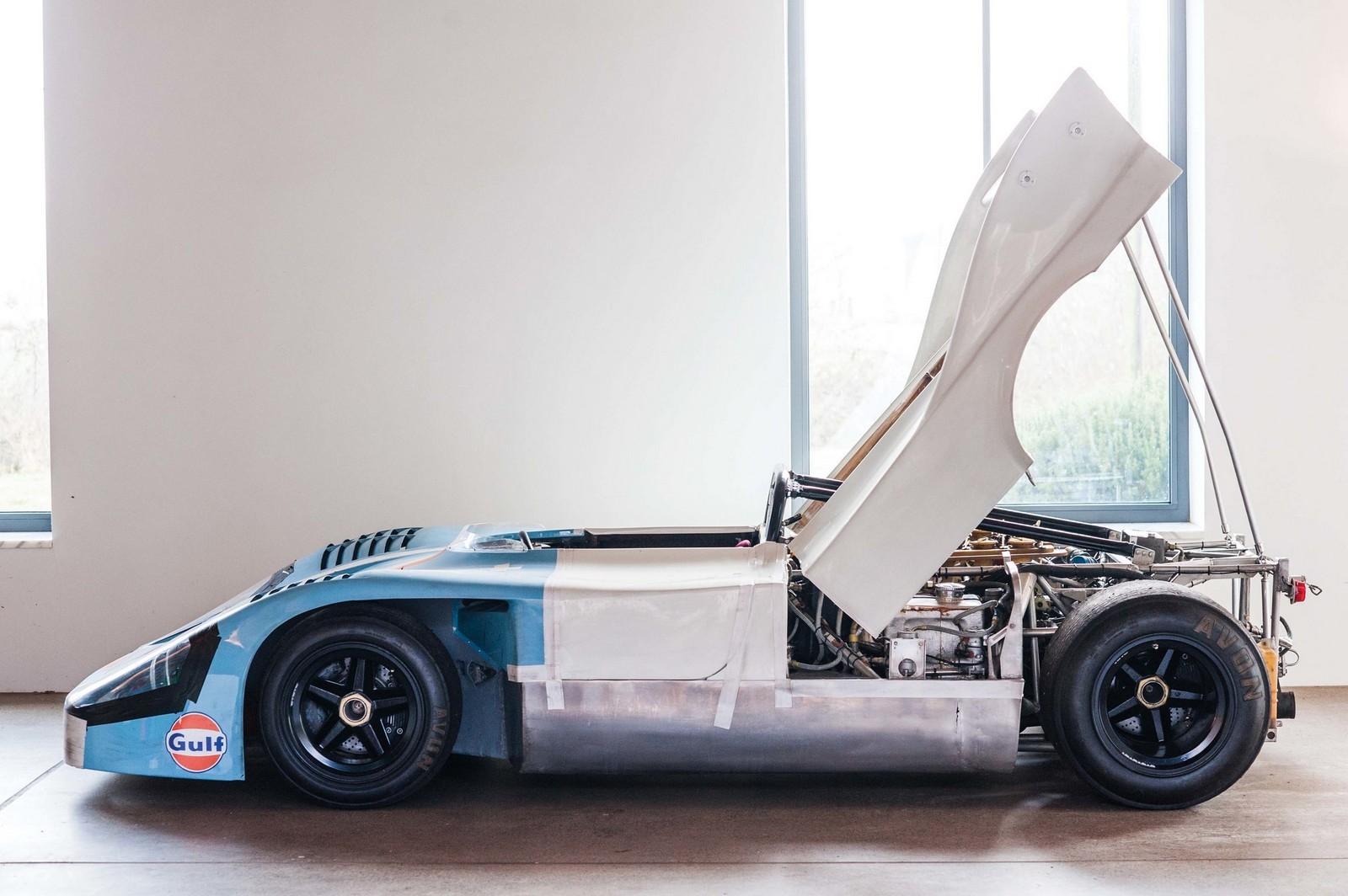 Prototipo Porsche 917/10 Spyder