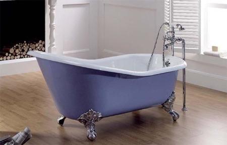 Slipper de Trentino, la bañera romántica