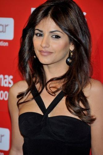 Tendencias en peinados para la Primavera-Verano 2010: el estilo de las celebrities. Mónica Cruz