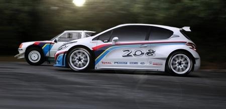 Peugeot recupera la denominación T16 para su 208 R5
