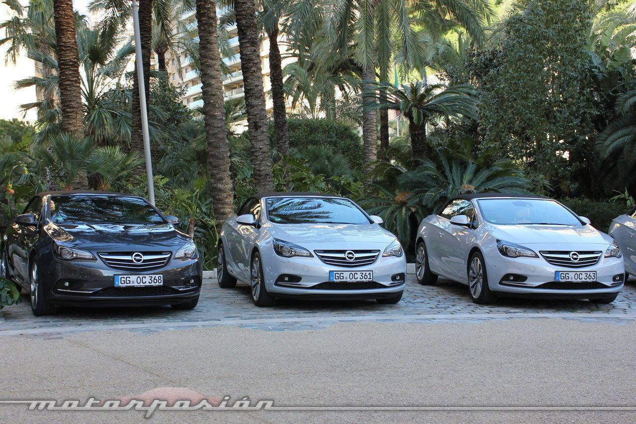 Foto de Opel Cabrio 2013 (presentación) (41/52)