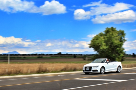 Audi A3 Cabriolet, prueba (parte 1)