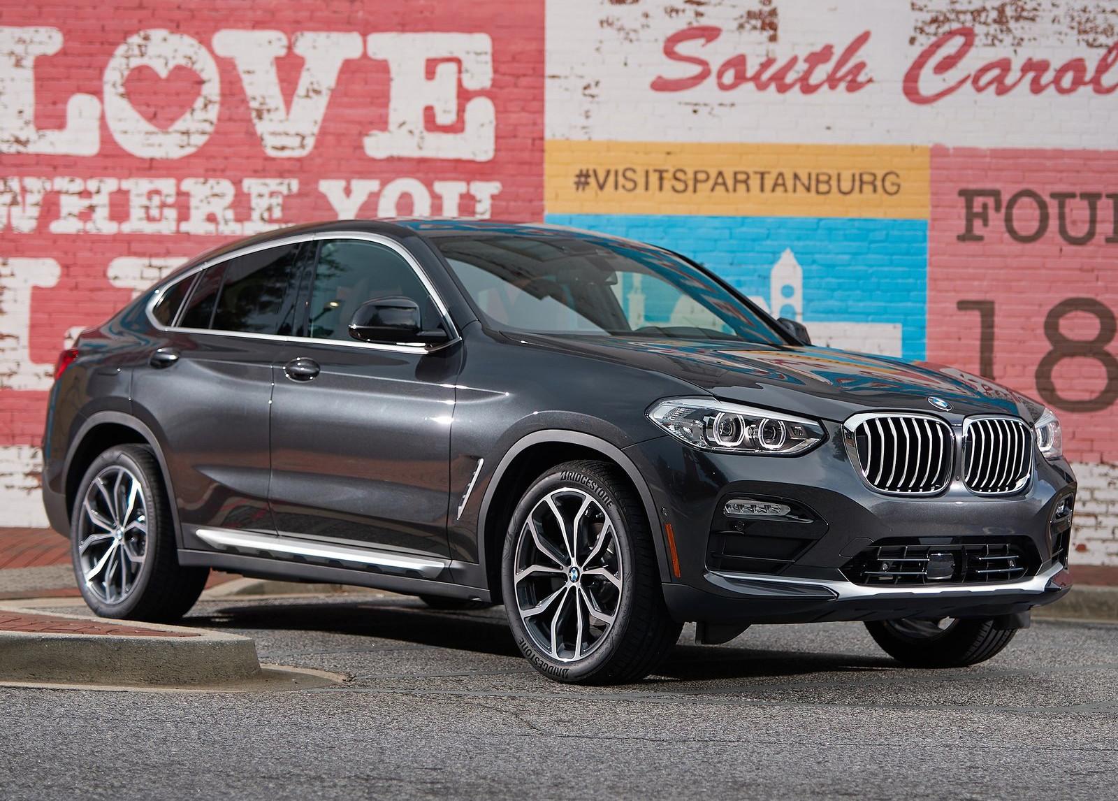 Foto de BMW X4 2019 (1/28)