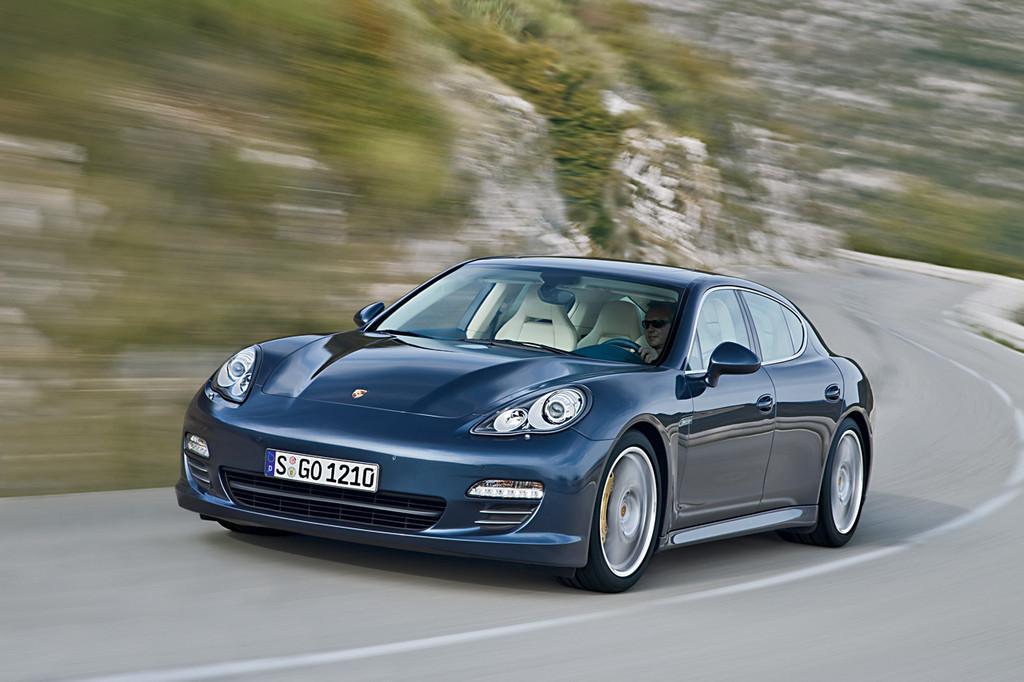 Foto de Porsche Panamera, las fotos oficiales (1/27)