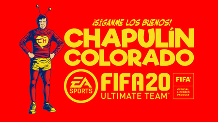 El Chapulín Colorado regresa a los videojuegos después de casi 30 años, pero será en una colaboración especial en 'FIFA 20'