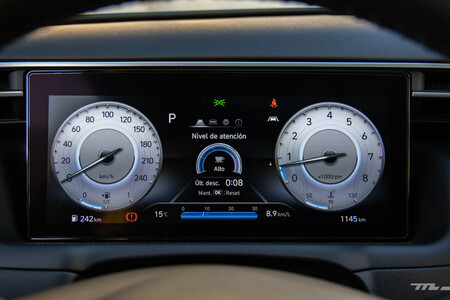 Hyundai Tucson Prueba De Manejo Opinones Mexico Resena 60