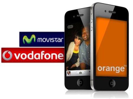 Vodafone y Movistar también lanzarán el iPhone 4 en España