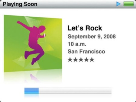 Evento de Apple el próximo 9 de septiembre, ya oficial