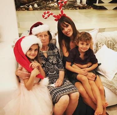 Así felicitaron la Navidad los famosos en redes sociales