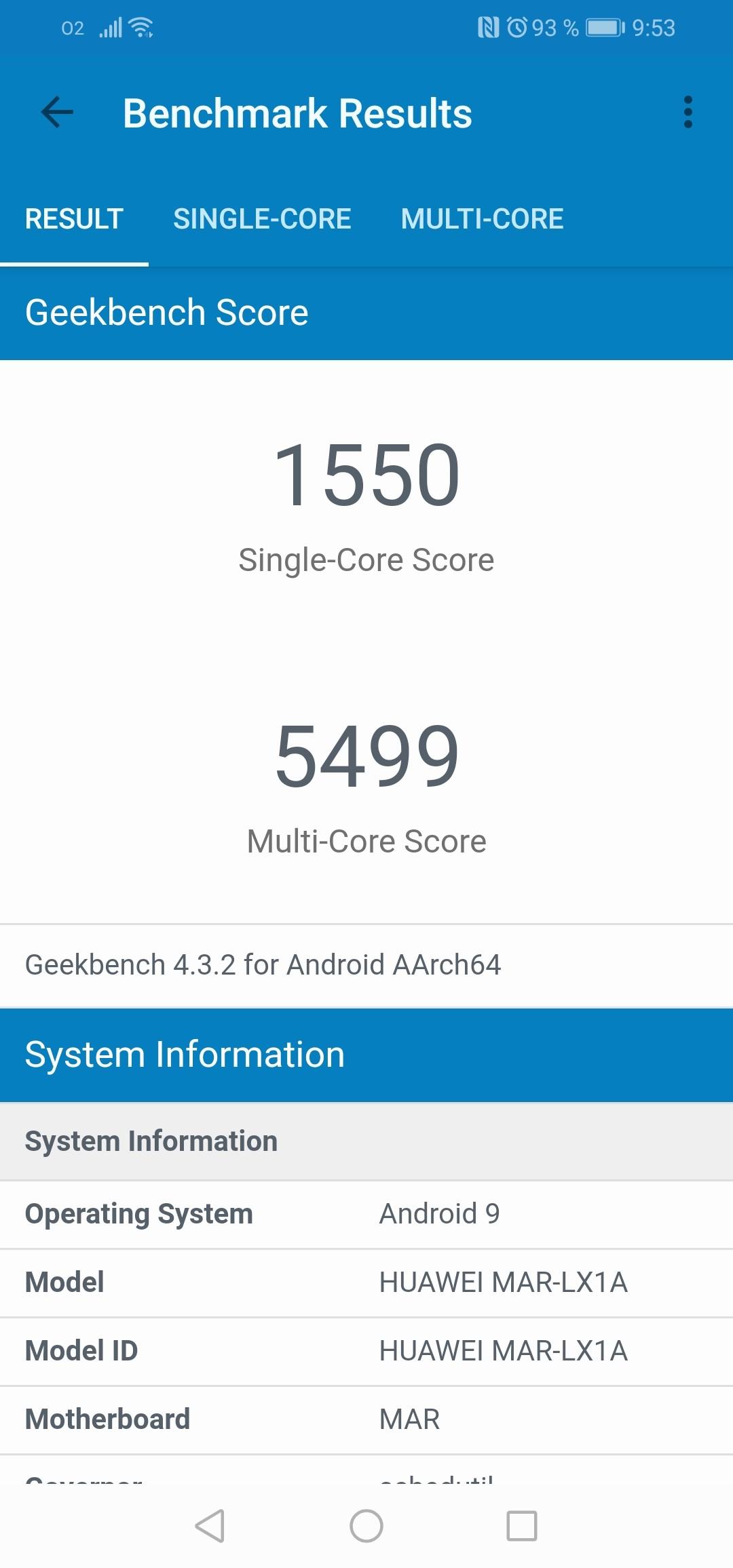 Foto de Benchmarks Huawei P30 Lite (1/8)