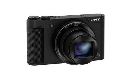 Sony Cyber-Shot DSC-HX90, una compacta para llevar siempre en el bolsillo por sólo 249 euros hoy, en Amazon