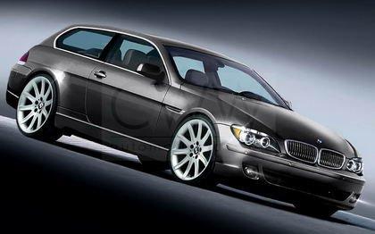 BMW M6 Shooting Brake