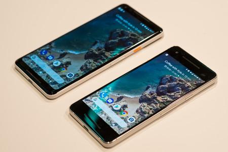 Pixel 2 y Pixel 2 XL, de HTC y LG