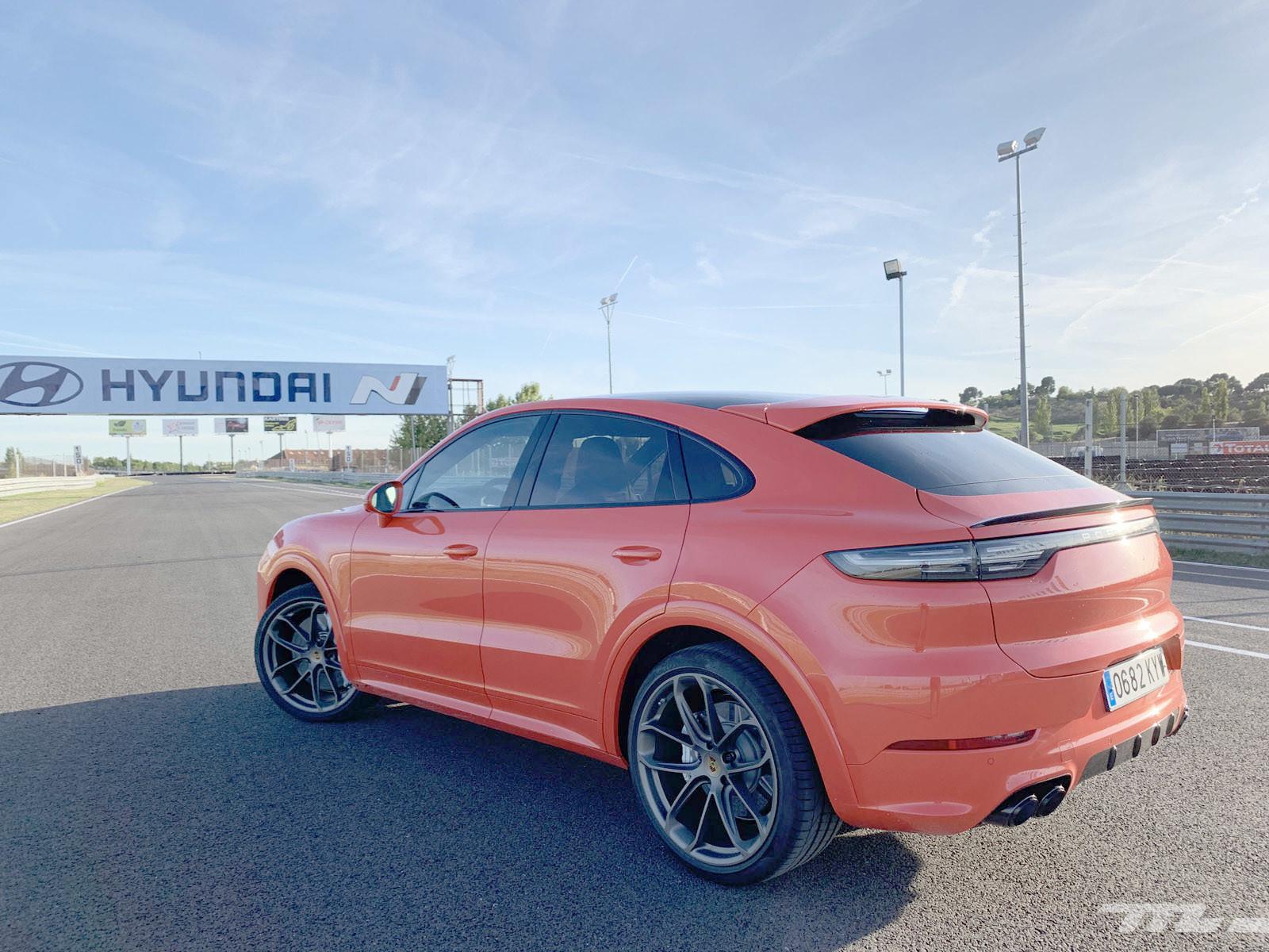 Porsche Cayenne Coupé Turbo (prueba)