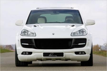 Lumma Design CLR550 Porsche Cayenne GTS