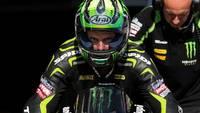 MotoGP República Checa 2012: Cal Crutchlow lidera los test oficiales del lunes