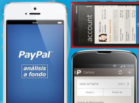 La app de Paypal llega al móvil: análisis a fondo