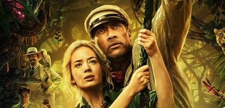 El nuevo tráiler de 'Jungle Cruise' promete una espectacular aventura con Dwayne Johnson y Emily Blunt