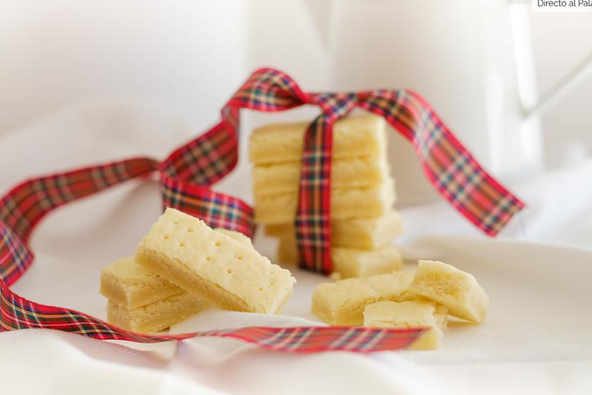 Receta de shortbread, la deliciosa galleta típica de Escocia
