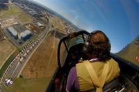 Diez espectaculares fotografías desde cabinas de pilotos