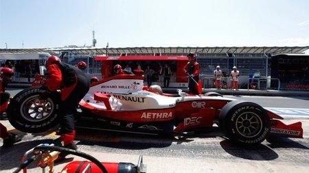 ART retira su petición de plaza para la Fórmula 1