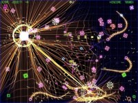 GridWars, sorprendente videojuego de naves 2D