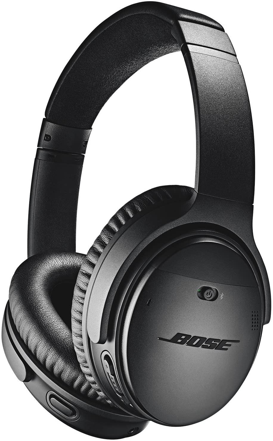 Auriculares Bose QuietConfort 35 II NFC y Bluetooth
