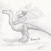 Éste fue el primer pájaro de la historia (según el registro fósil)