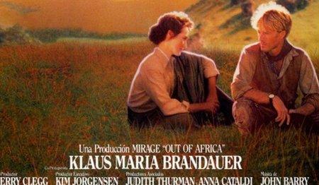 Memorias de África. John Barry
