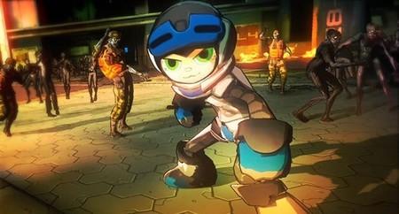 Yaiba: Ninja Gaiden Z tendrá un cameo de Mighty No. 9