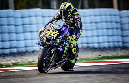 Rossi Barcelona Motogp 2020
