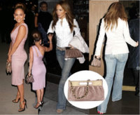 Bolso clutch de Versace